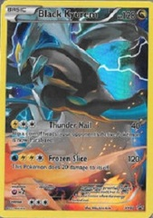 Black Kyurem -XY80 - Hoopa-EX Legendary Collection Promo