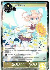 Light Sprite - TTW-011 - C - 1st Edition (Foil)