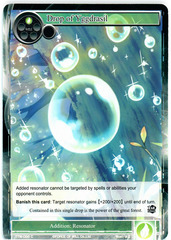 Drop of Yggdrasil - TTW-056 - C - 1st Edition (Foil)
