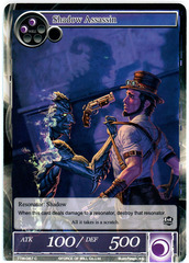 Shadow Assassin - TTW-087 - C - 1st Edition (Foil)