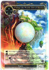 Change the World, Orb of Illusion - TTW-096 - R - 1st Edition (Foil)