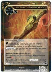 Laevateinn, the Demon Sword - TTW-099 - R - 1st Edition (Foil)