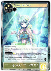 Nimue, the Fairy - TTW-012 - U - 1st Edition (Foil)