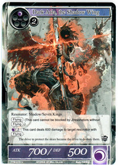Dark Arla, the Shadow Wing - TTW-079 - U - 1st Edition (Foil)