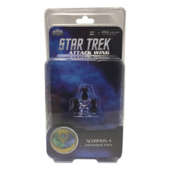 Star Trek: Attack Wing - Scorpion Attack Squadron Expansion Pack