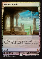 Ancient Tomb - Foil (EXP)