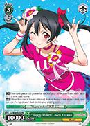 Happy Maker! Nico Yazawa - LL/W34-E002 - RR