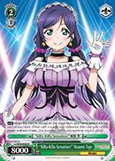 KiRa-KiRa Sensation! Nozomi Tojo - LL/W34-E004 - R