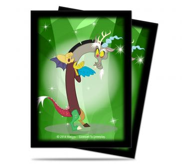My Little Pony Discord Deck Protector Sleeves - 65ct
