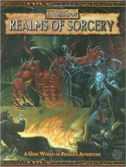 Realms of Sorcery, Warhammer Fantasy Roleplay