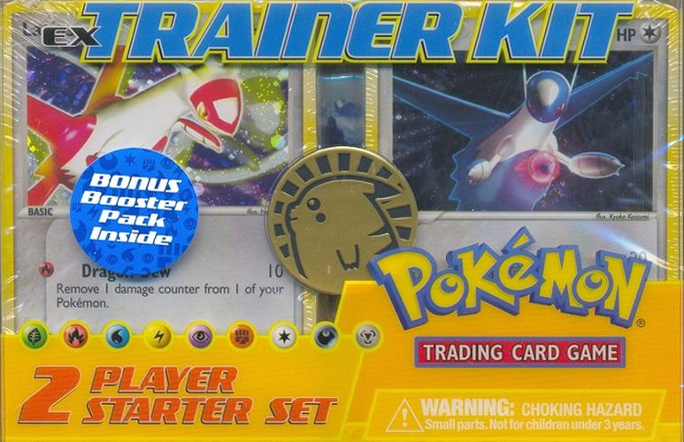 EX Trainer Kit - Latias and Latios