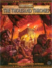 The Thousand Thrones, Warhammer Fantasy Roleplay