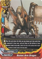 Bucket Arm Dragon - BT03/0084EN - C - Foil