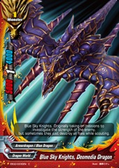 Blue Sky Knights, Deomedia Dragon - EB02/0030 - C - Foil