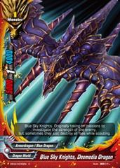 Blue Sky Knights, Deomedia Dragon - EB02/0030 - C - Foil