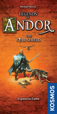 Legends of Andor:  Legends of Andor: The Star Shield