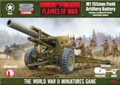 UBX11: M1 155mm GMC Field Artillery Battery