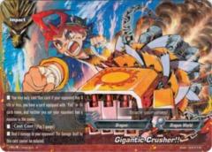 Gigantic Crusher!!  - H-BT01/0025EN - R - Foil