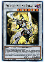 Enlightenment Paladin - BOSH-EN047 - Ultra Rare - 1st Edition