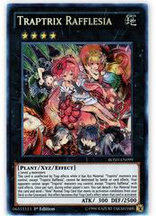 Traptrix Rafflesia - BOSH-EN099 - Secret Rare