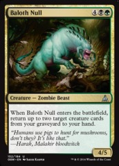 Baloth Null - Foil