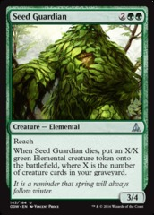 Seed Guardian - Foil