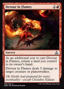 Devour in Flames