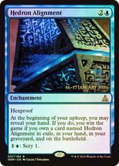 Hedron Alignment (Oath of the Gatewatch Prerelease Foil)