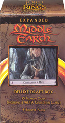 Lord of the Rings Cards HALBARAD Expanded Middle Earth Deluxe Draft Box
