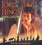 Fellowship of the Ring Cards Deluxe Starter Set