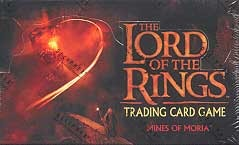 The Lord Of The Rings Card Game Mines of Moria Booster Box