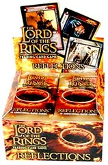 LOTR Card Game Reflections Booster Box