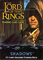 Shadows Aragorn Starter Deck