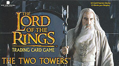 The Two Towers Starter Deck Box