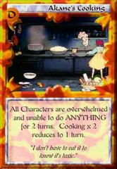 Akane's Cooking