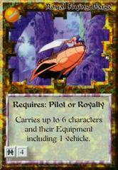 Royal Flying Barge