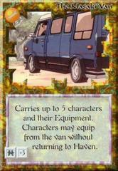 The Masaki Van