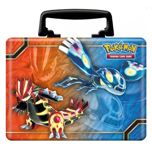 Pokemon Collectors Chest Tin
