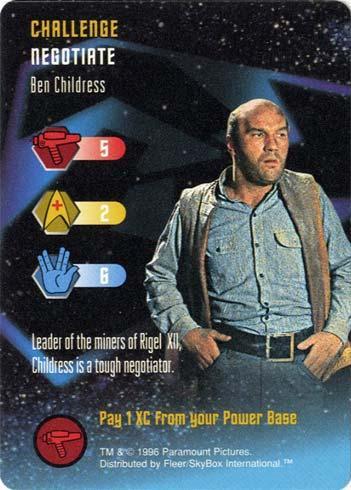 Ben Childress