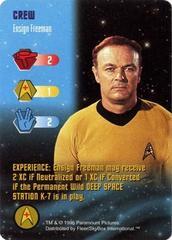 Ensign Freeman
