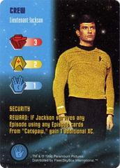 Lieutenant Jackson