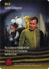 Starfleet Commendation
