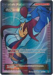 Skyla - 122/122 - Full Art Ultra Rare
