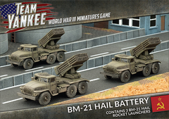 TSBX08: BM-21 Hail Rocket Launcher