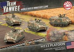 TUBX03: M113 / M106 Platoon