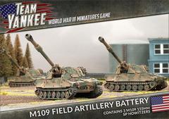 TUBX04: M109 Field Artillery Battery