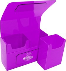 Monster Double Deck Box - Purple