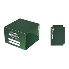 PRO Dual Standard Green Deck Box