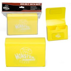Monster Double Deck Box YELLOW