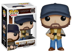 Funko POP! Supernatural - Bobby Singer